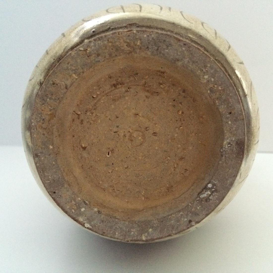 "Chinese Liao Dynasty Ceramic Ci Zhou Ware Pitcher 10""H - 6"