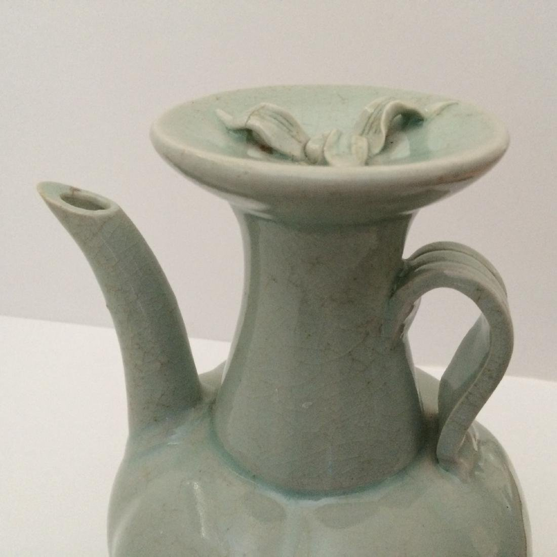 Song Dynasty Tea Pot with Handle - 3