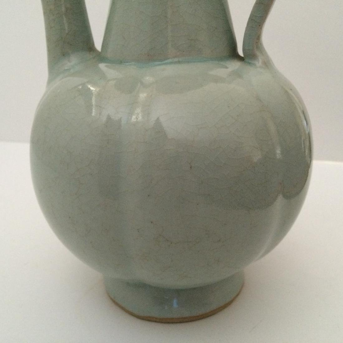 Song Dynasty Tea Pot with Handle - 4