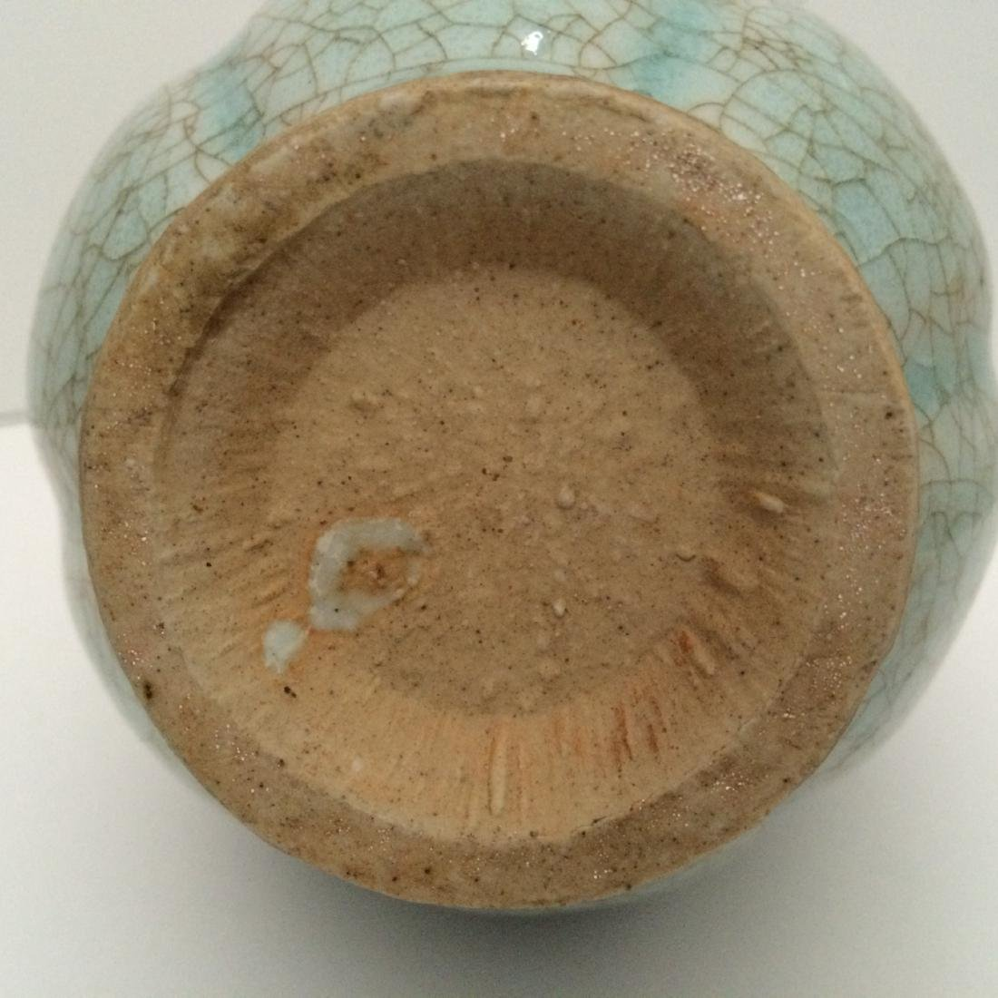 "Yuan Dynasty Porcelain Tea Pot, Phoenix Head (8.5""H) - 5"