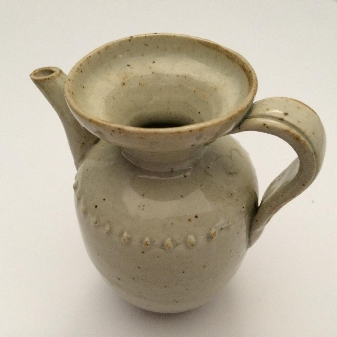 """Song Dynasty White Wine Pot (4""""H)"""