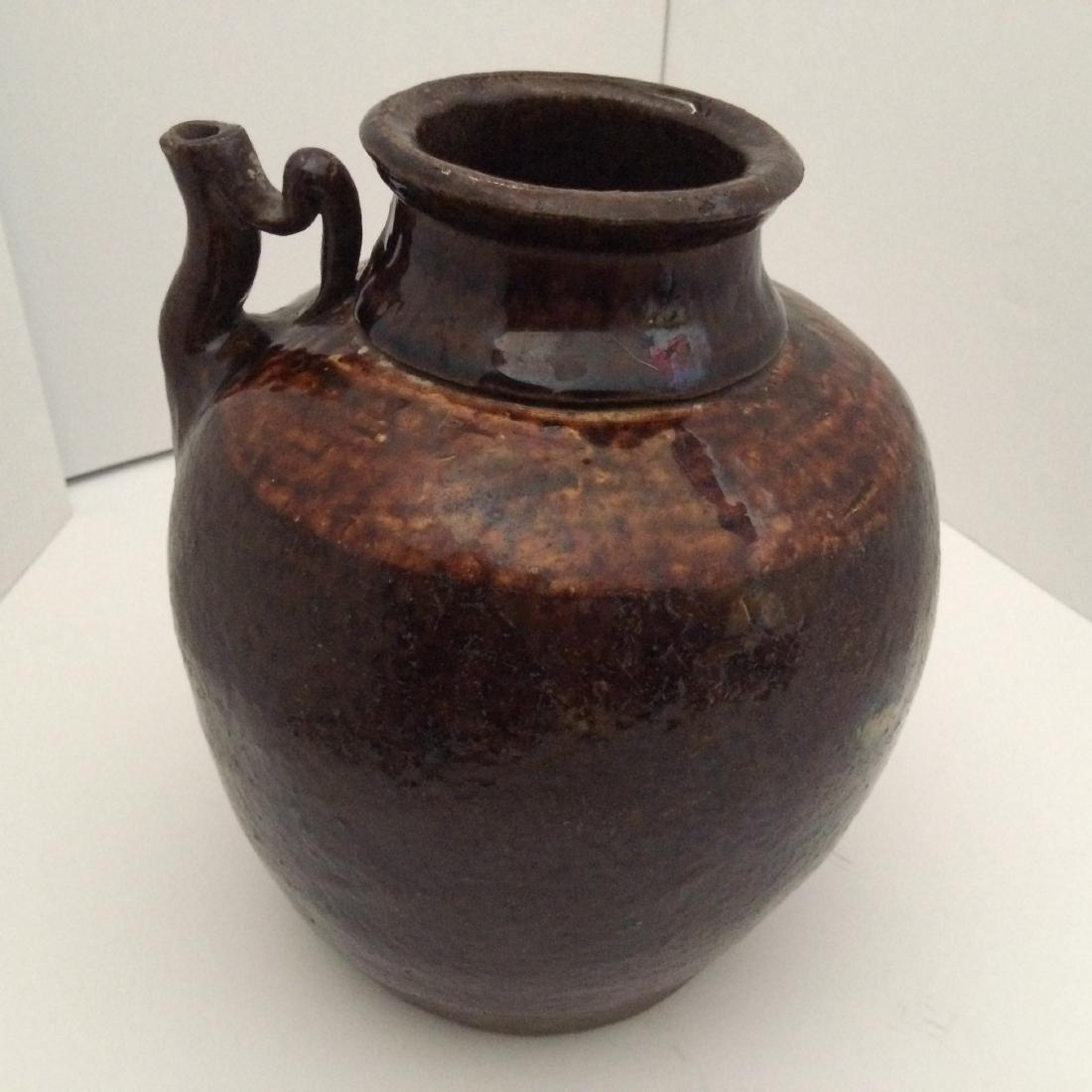 "Yuan Dynasty Ware Pot (9""H)"