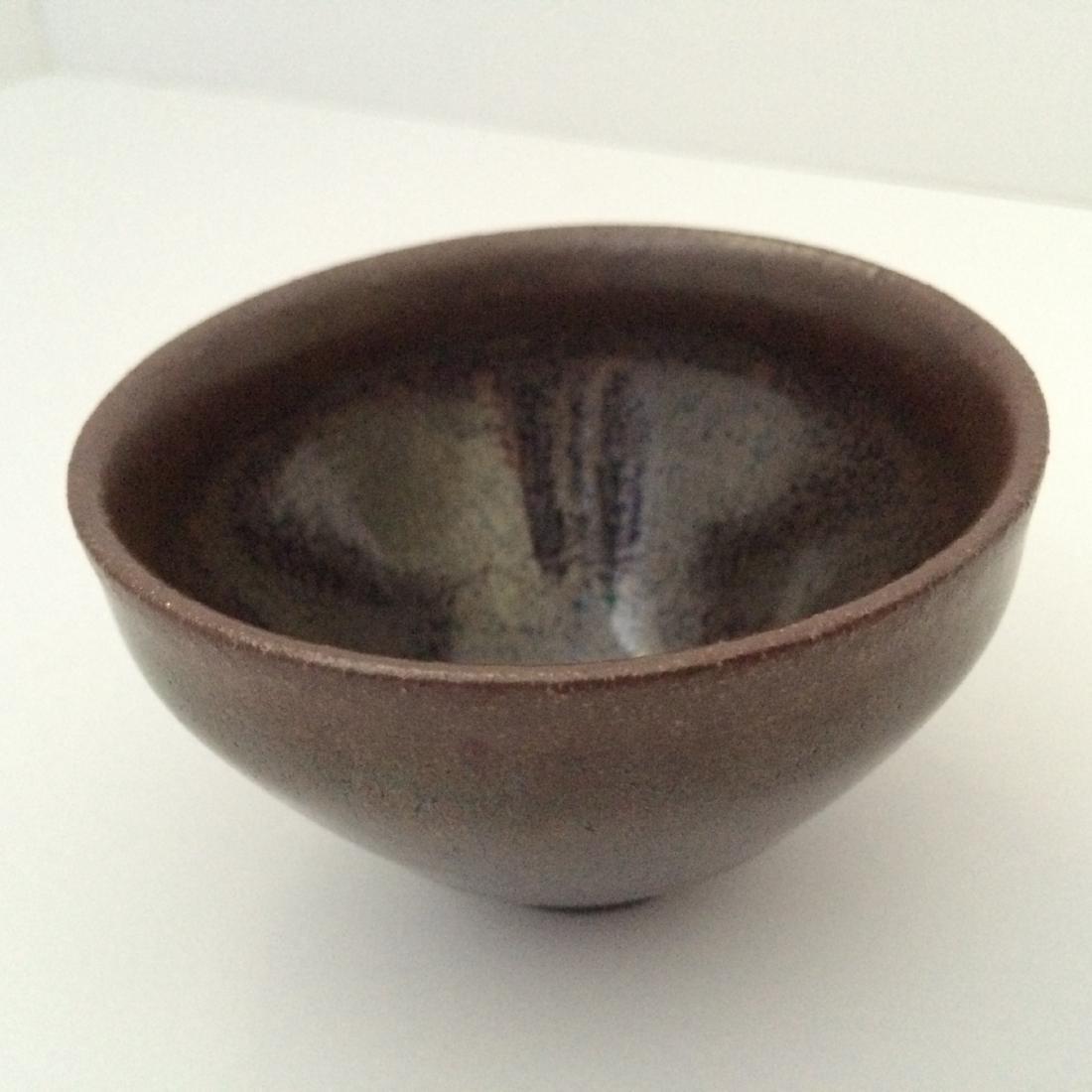 Song Dynasty Jian Ware Clay Tea Bowl