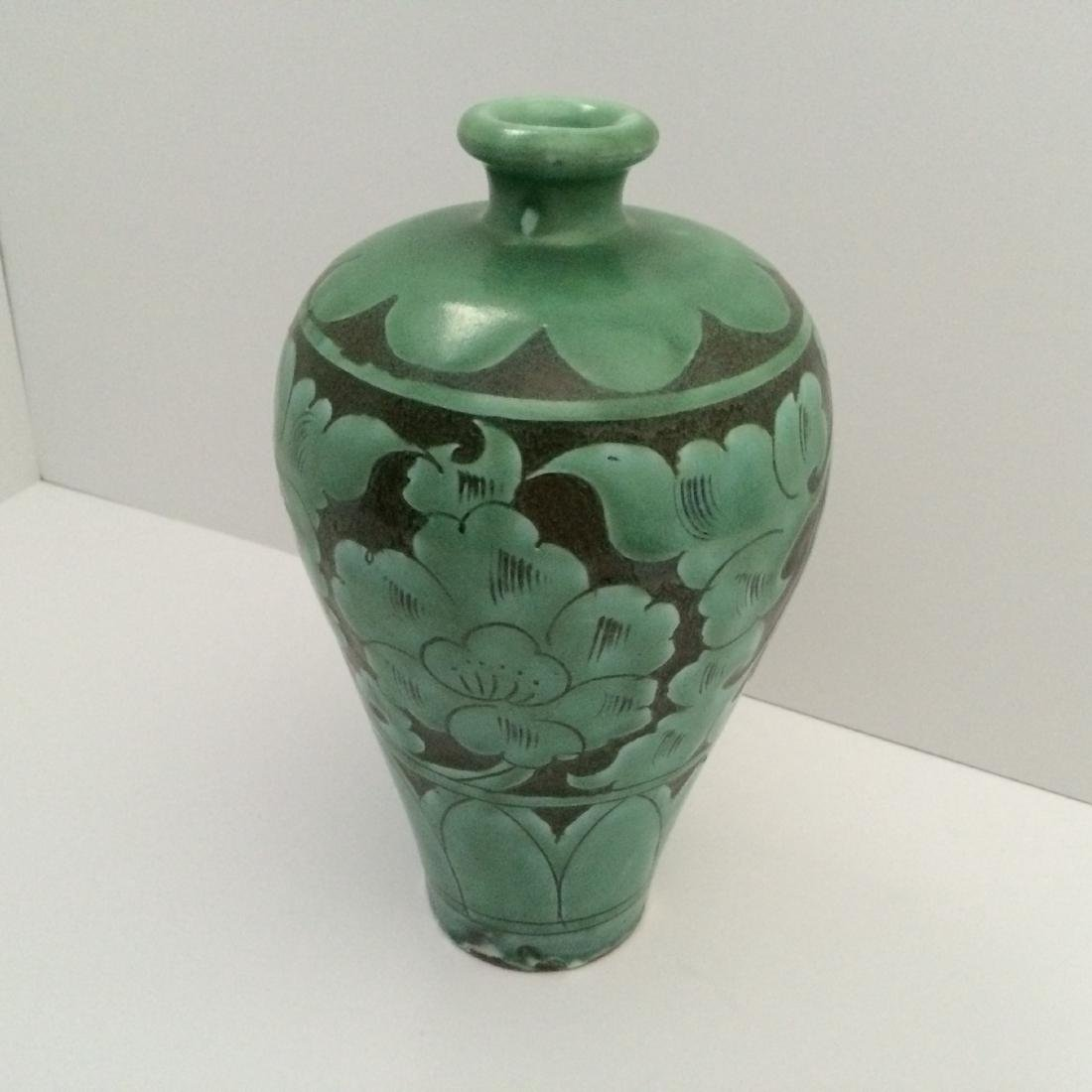 Song Dynasty Ci Zhou Ware Vase, Meiping