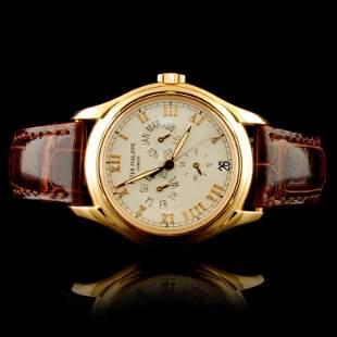 Patek Philippe Annual Calendar 18K Rose Gold Watch