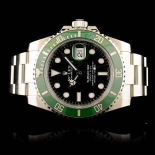 """Rolex Submariner """"Hulk†Ceramic Wristwatch"""
