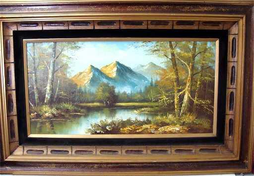 Frank Stella Paintings
