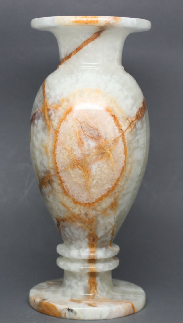 Onyx Big Vase Hand Carved from Italy