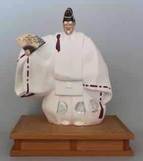 Japanese Hakata Doll Nho Dancer