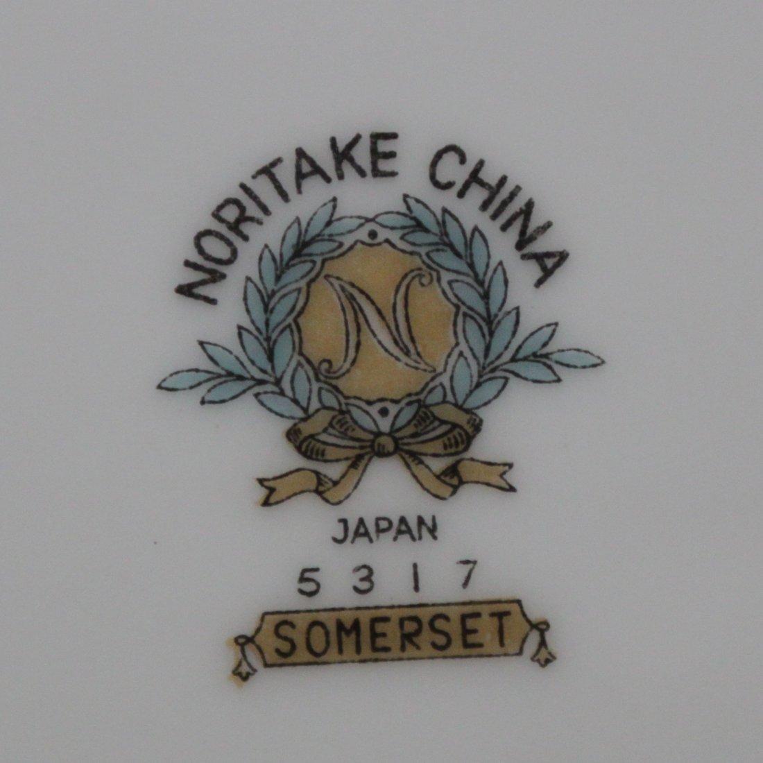 52 Piece Set Noritake Somerset China Service for 8 - 6