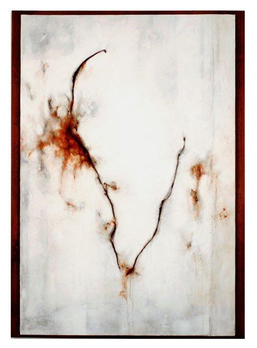 """Trace"" Original Painting By David Mellen 75"""