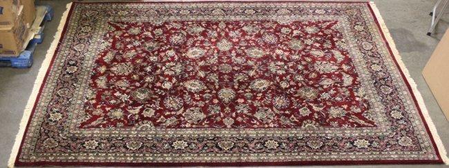 Fine Persian Handmade Rug Isfahan High Quality 8'X12'