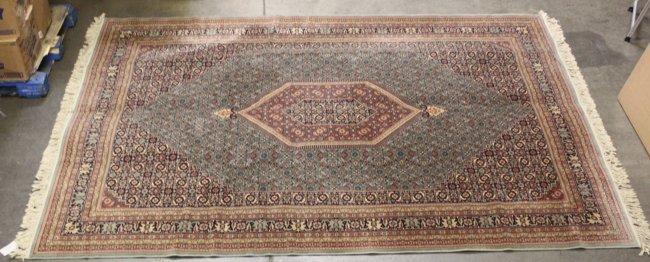 Fine Quality Kirmanshan Persian Rug 13' X 11'