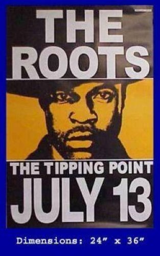 THE ROOTS - THE TIPPING POINT 24x36 POSTER P2038