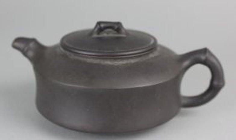 Antique Chinese Porcelain Yi Xing Teapot Famous Zho