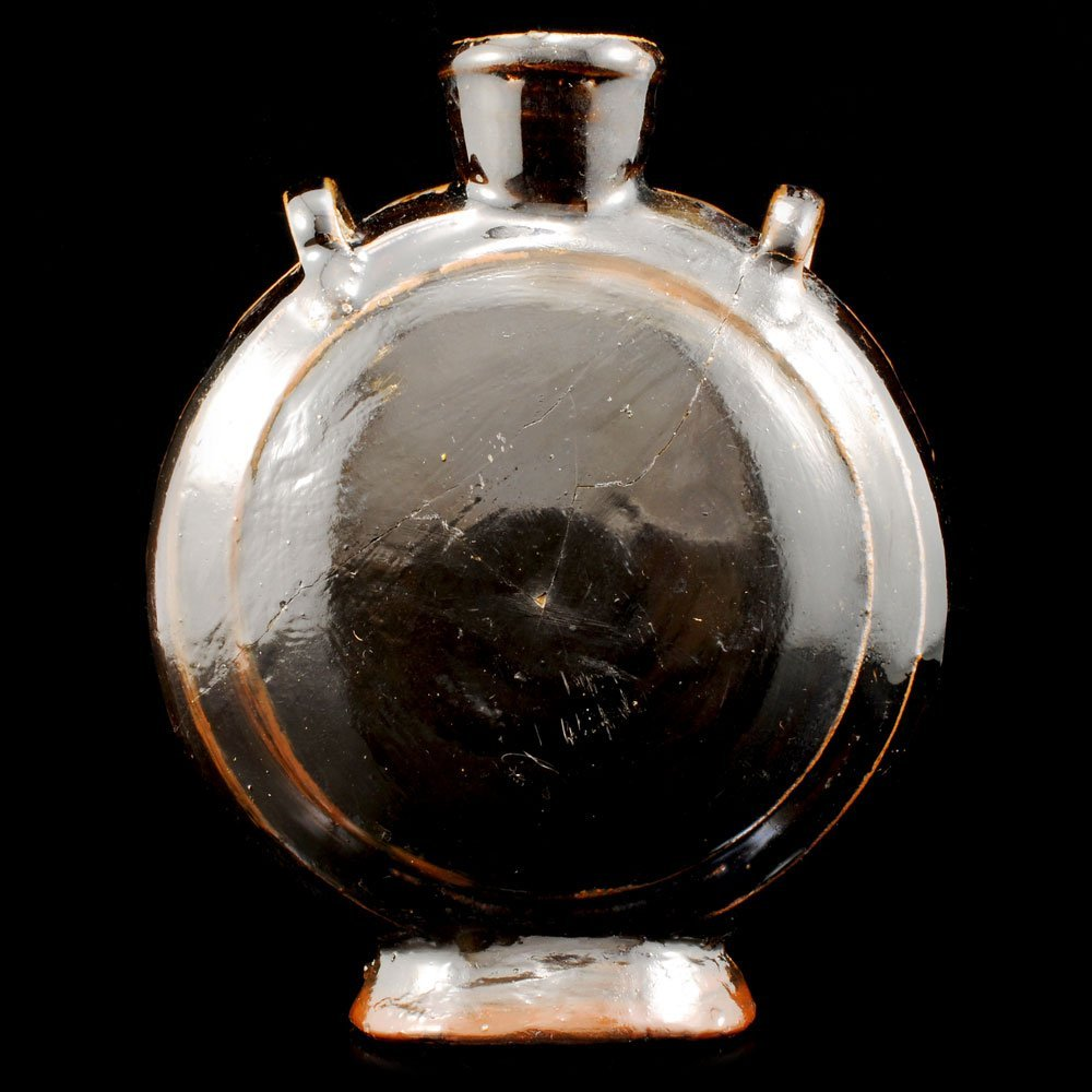 Chinese antique Liao dynasty black porcelain vase