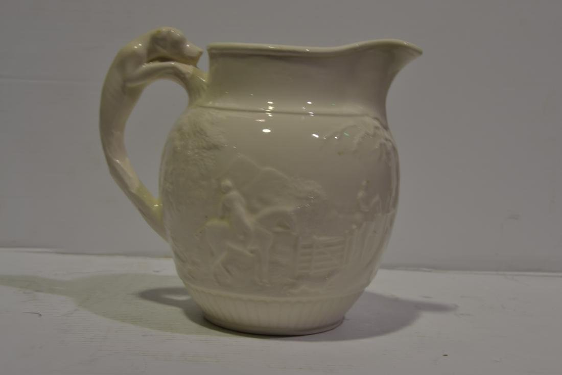 Wedgewood Pitcher - 4