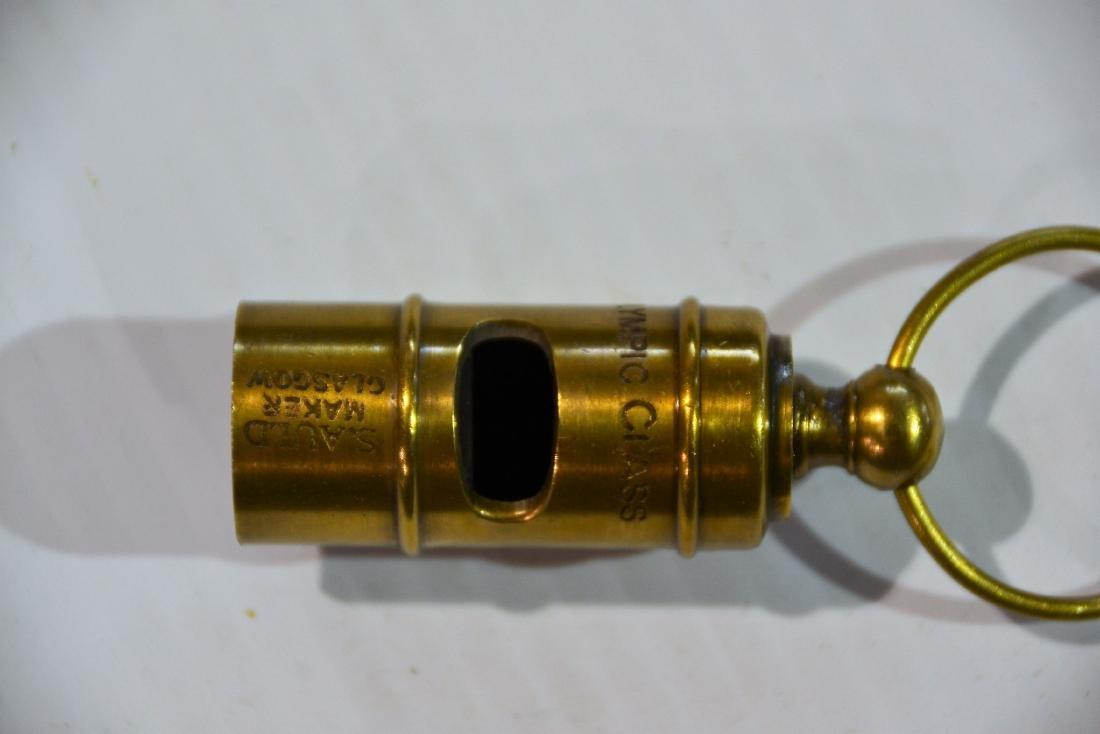 White Star Line Whistle - 2
