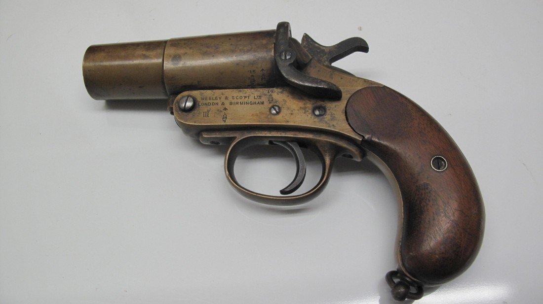 2: WEBLEY & SCOTT Ltd. fuse gun