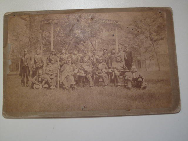 7: SIOUX CHIEFS GROUP ORIGINAL, 2  PHOTOGRAPHY