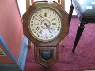 New Heaven Clock model Octagon from 1890