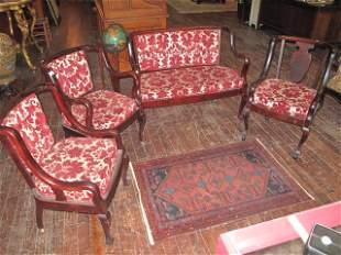 Victorian 4 pces set