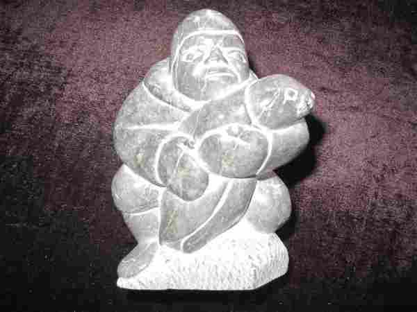 SOAP STONE CARVING