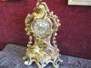 FRENCH CLOCK FROM 1900