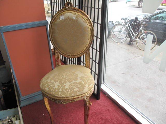 1: Victorian Chair