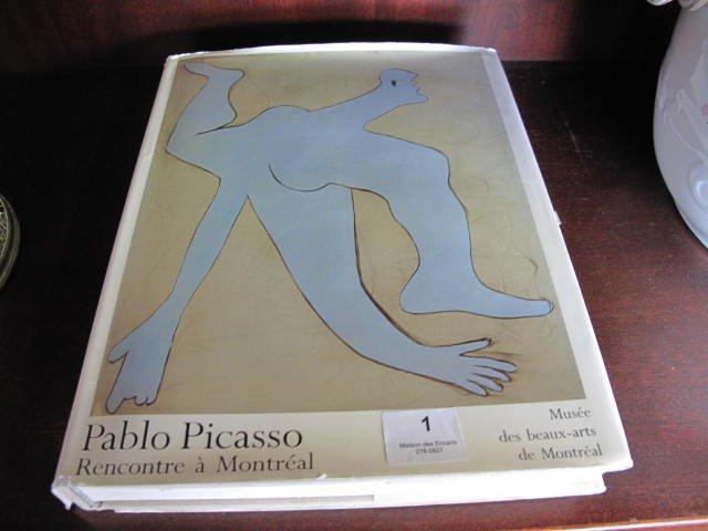 1: PICASSO BOOK