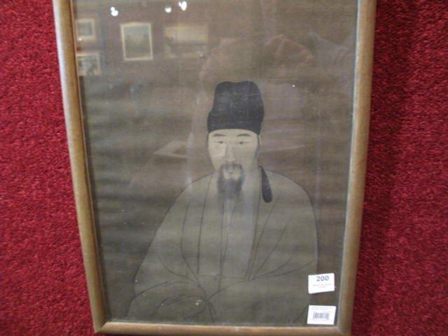 200: oeuvre sur papier Dynastie Ming