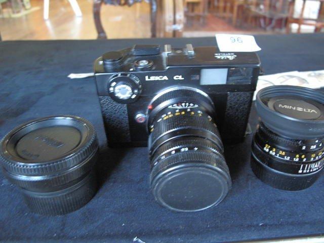 96: Caméra Leica CL