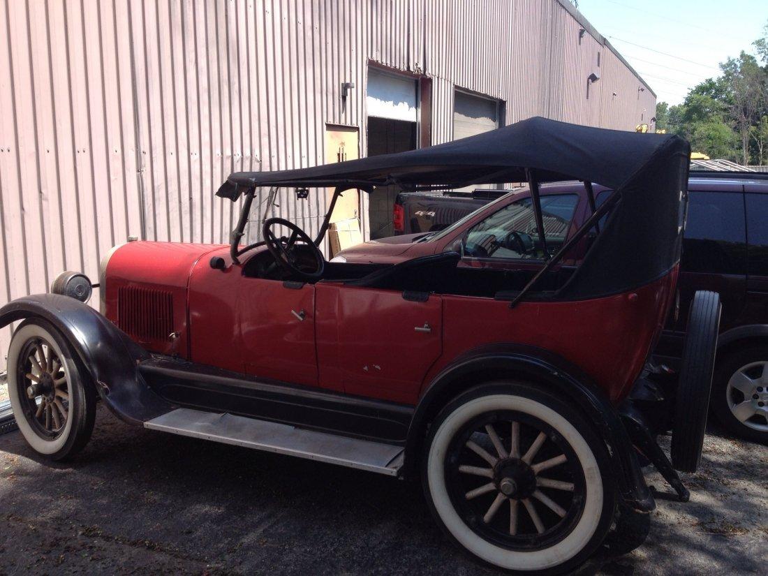 Buick Mc Laughlin car, 1927