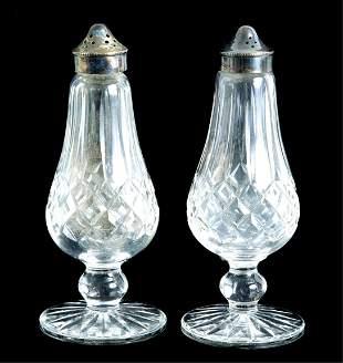 Waterford Crystal Lismore Salt & Pepper Set