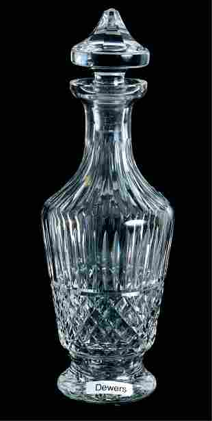 "Waterford Crystal 13"" Maeve Tramore Decanter"