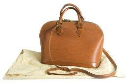Louis Vuitton Cannelle Epi Leather Alma PM Bag