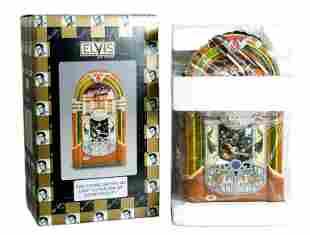 Elvis Presley Jukebox Cookie Jar by Vandor