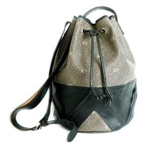 Vintage Valentino Garavani Shoulder Bucket Bag