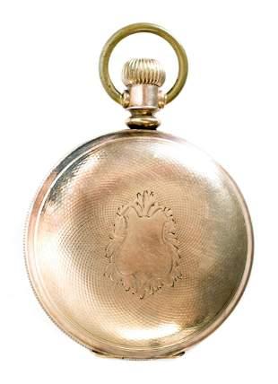 Waltham Model 1883 Grade 1 Pocket Watch