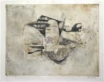 "381: Friedlaender ""Poissons III - Fleur Marine"" artist"