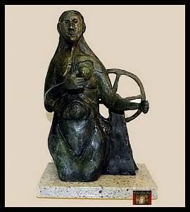 524: Rufiano Tamayo Limited Edition Bronze