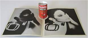 """Andy Warhol lithograph multiple construction """"Hunts"""