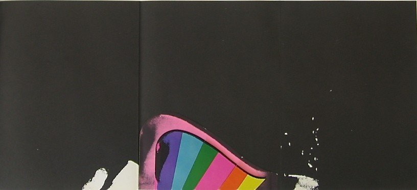 "15: Andy Warhol lithograph multiple construction ""Nose"""
