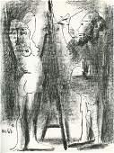 """291: Pablo Picasso """"The Artist and his Model II"""" origin"""