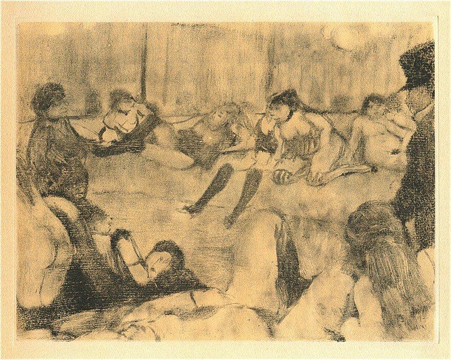57: Edgar Degas (Interieur)