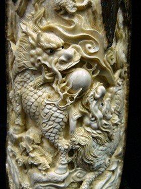 9: Ivory Kylin / Chilin / Pixiu