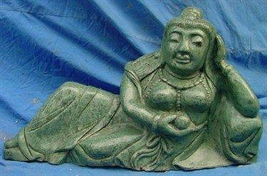 18: Jade Reclining Kwanyin / Guanyin