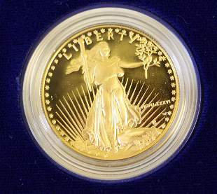 3M: 1986 Gold Eagle Proof