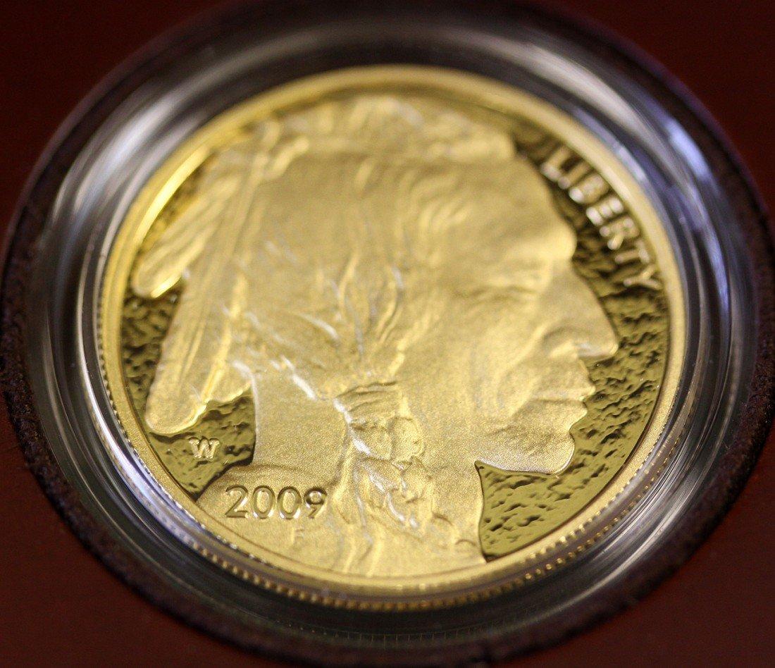 13M: 2009 Gold American Buffalo Proof