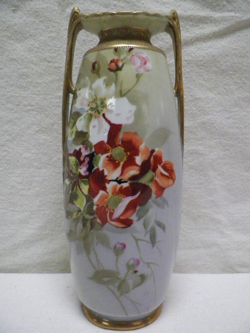 Nippon Vase Flower Bouquet Morimura Brothers